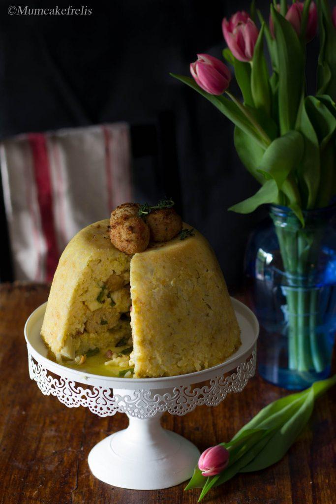 sartù di riso con asparagi, come fare sartu di riso, cucina sartu di riso, foto sartu di riso,