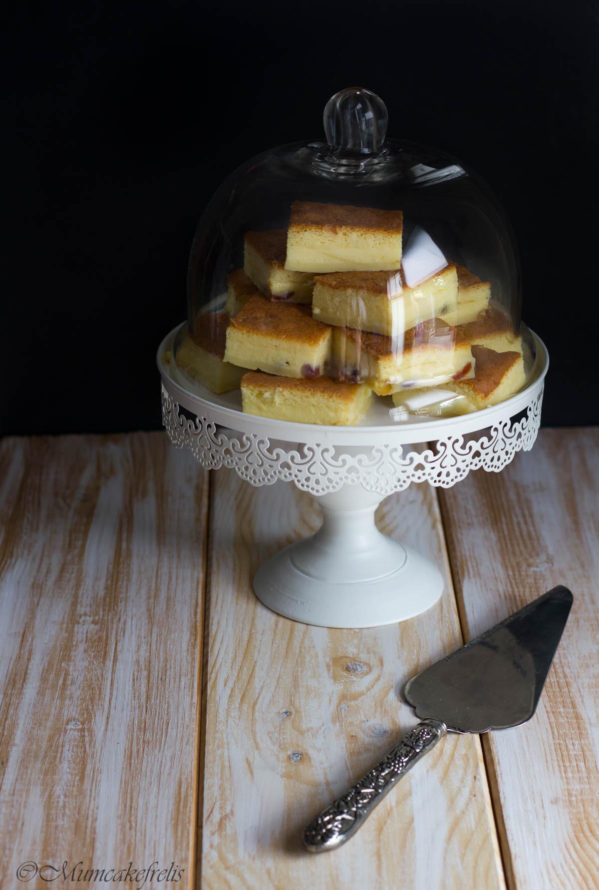 torta magica il dolce che ha conquistato il web