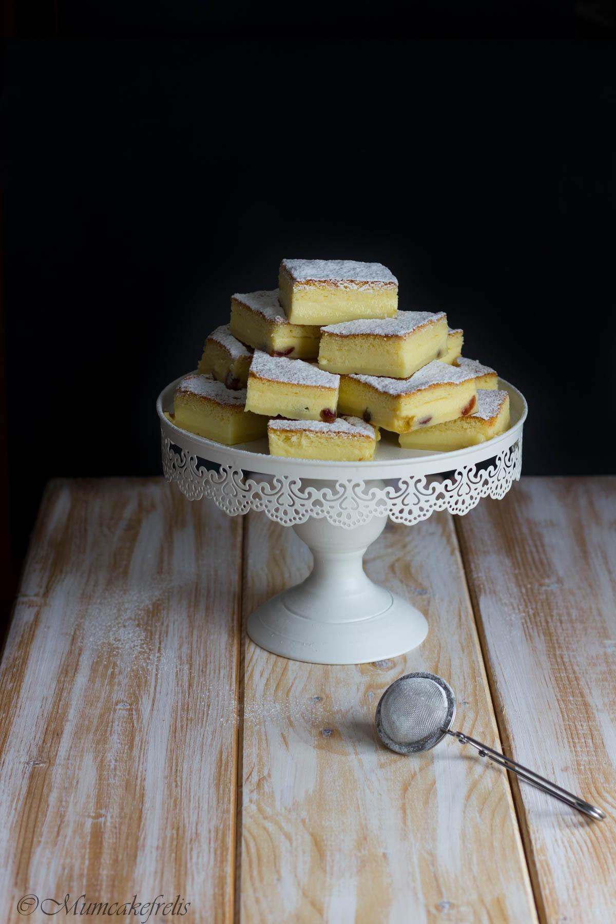 torta magica ricetta originale