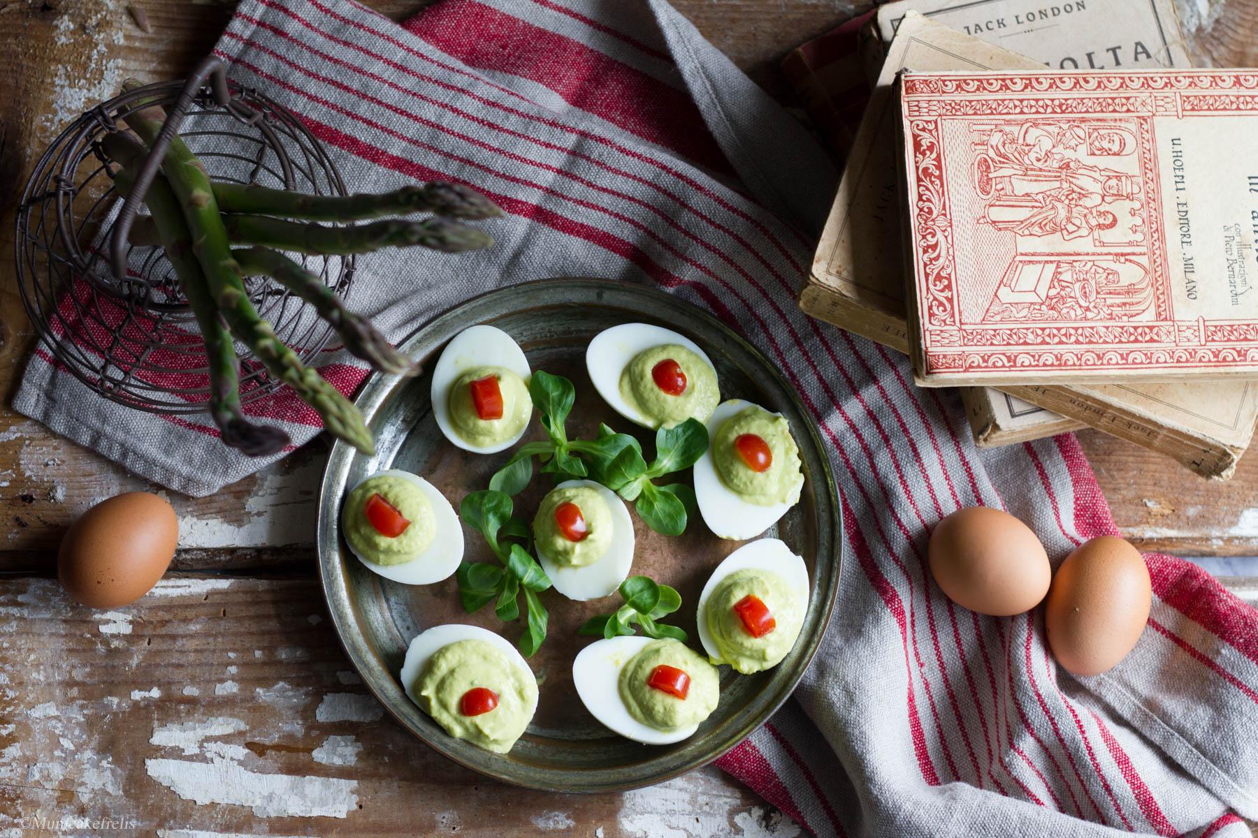 come cucinare uova e asparagi