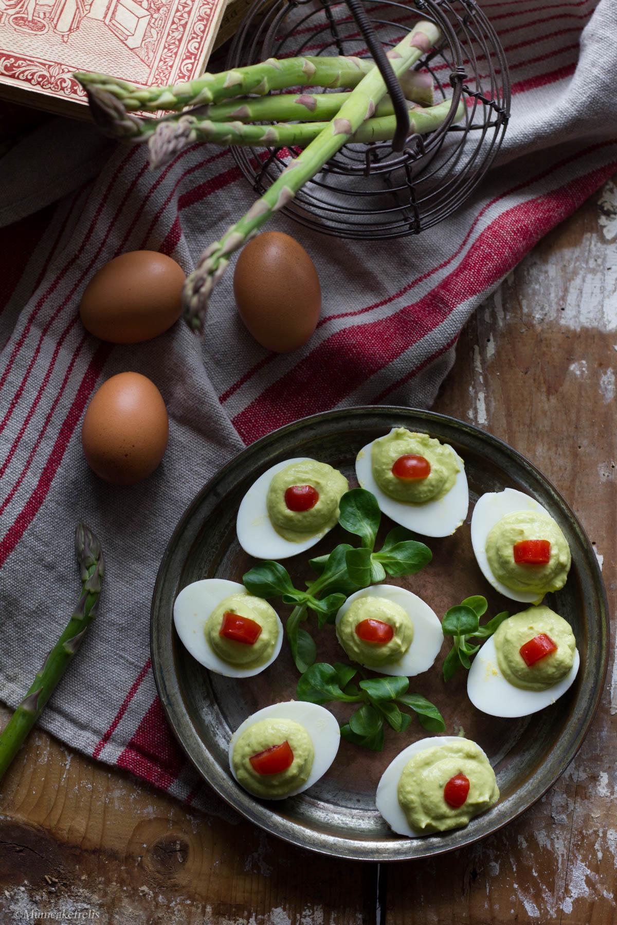 uova e asparagi dieta