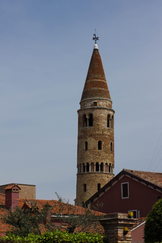 Duomo e torre di Caorle