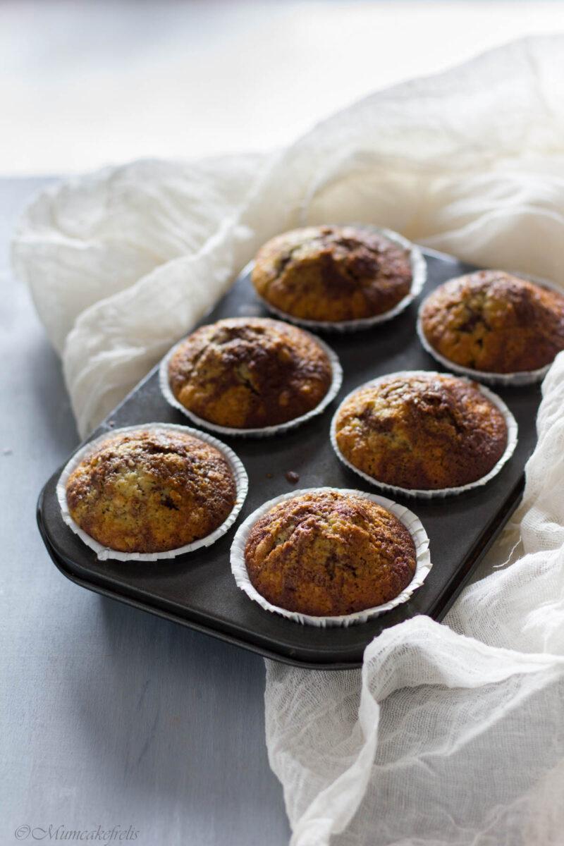 ricetta cupcake bicolore