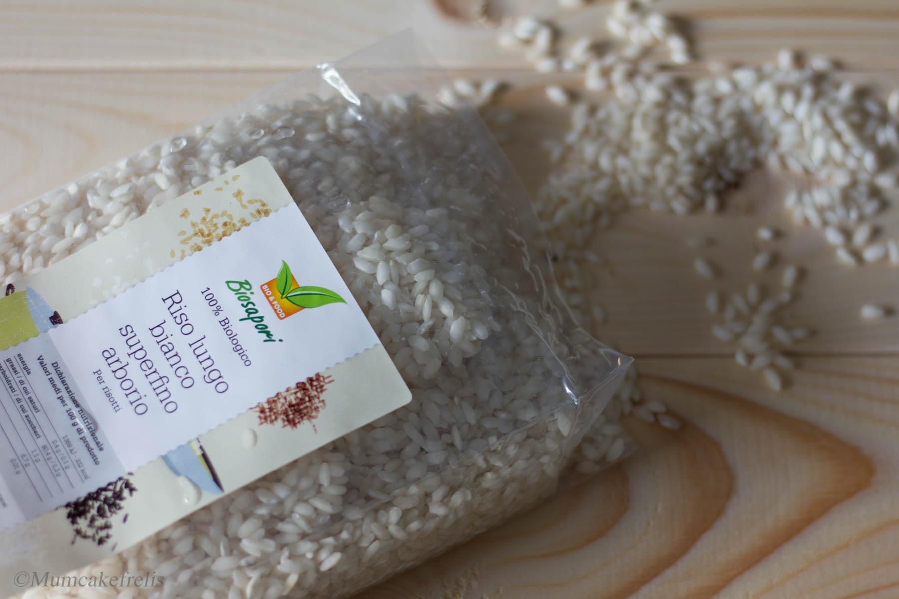 riso marchio biosapori