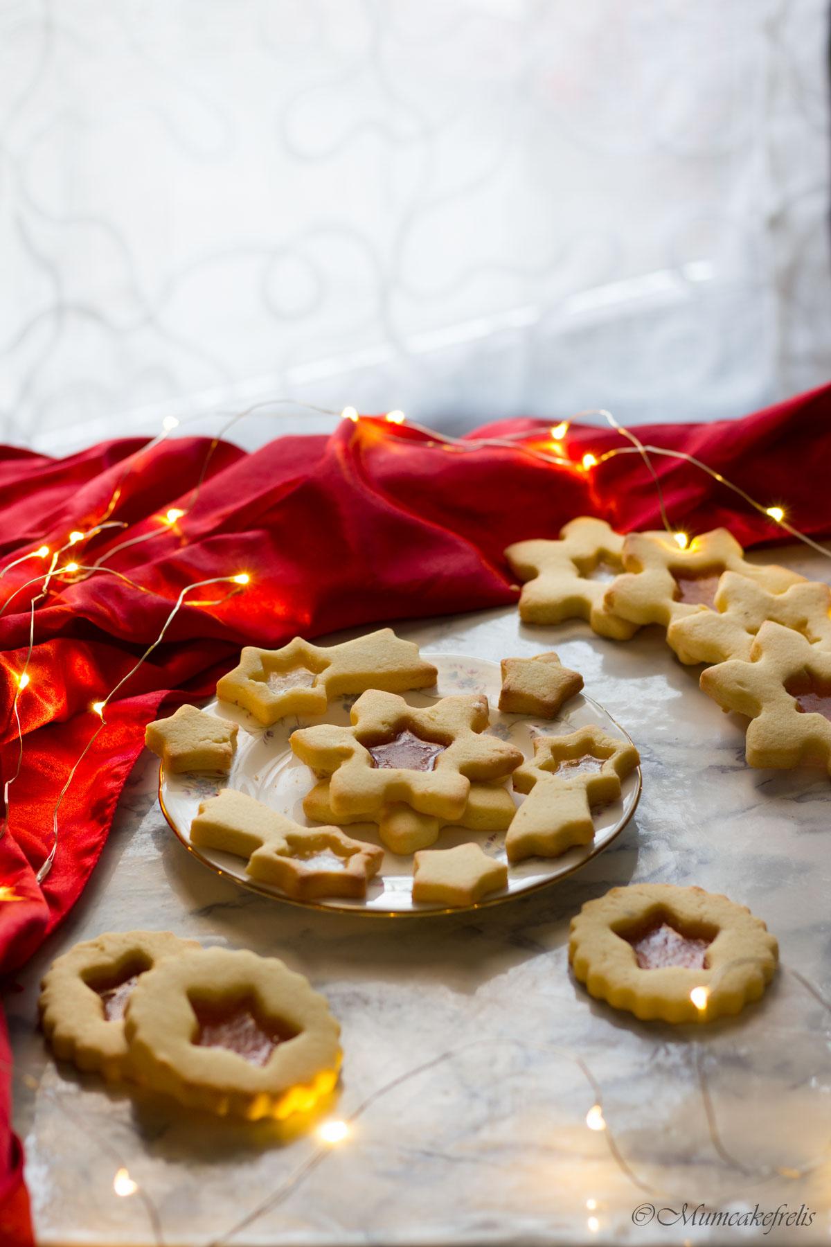 biscotti vetro ricetta