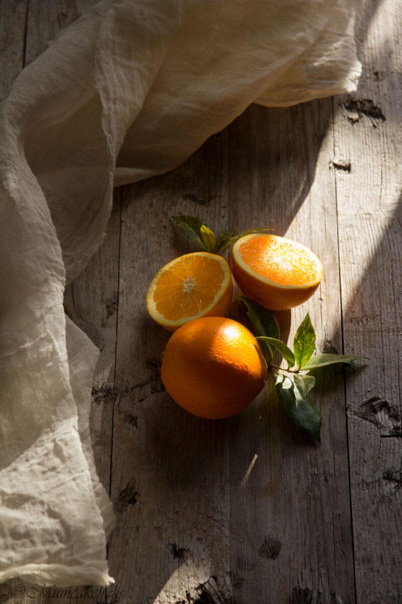 gli agrumi uso in cucina