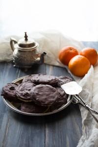 mini jaffa cake ricetta con tutorial