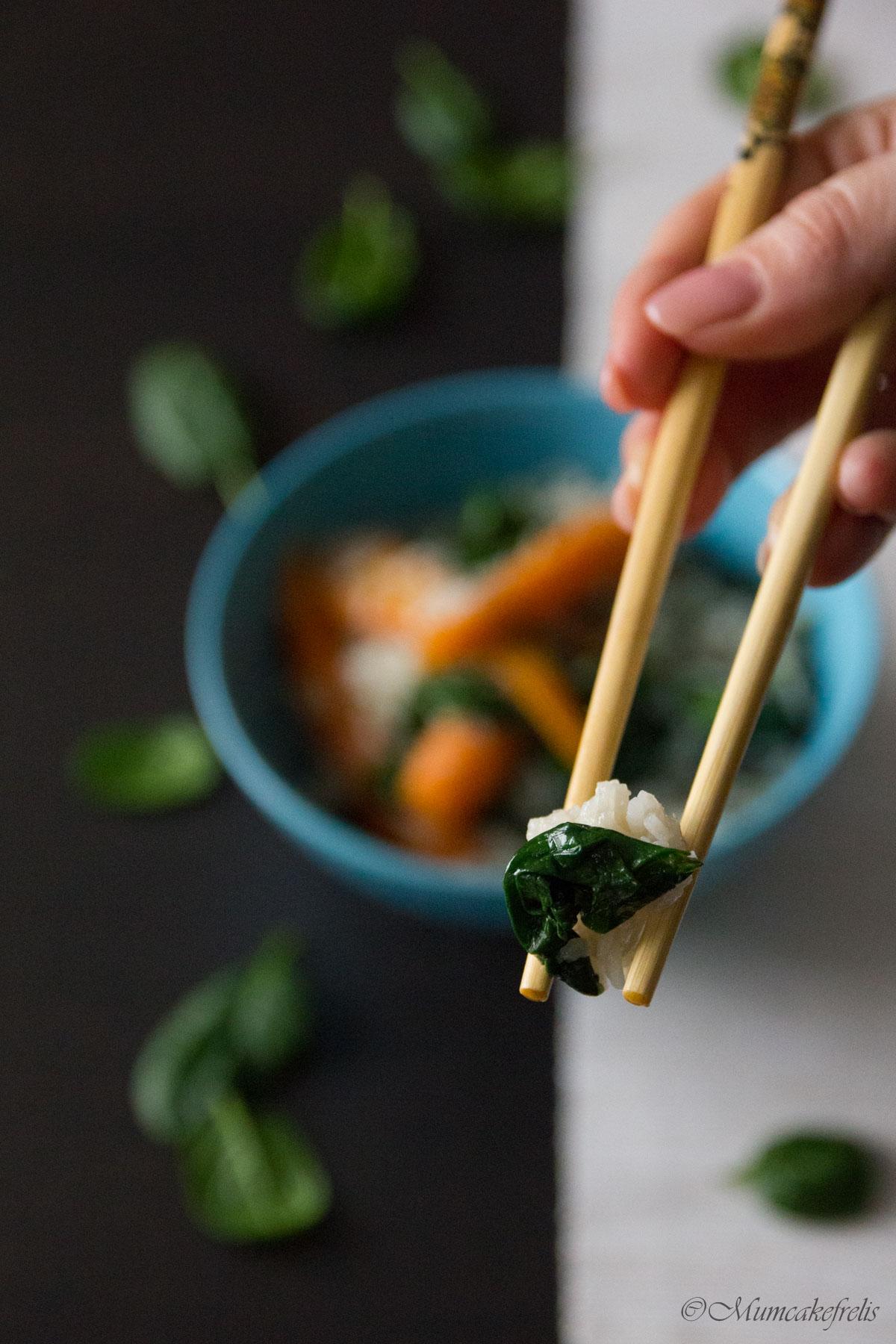 riso pilaf dietetico