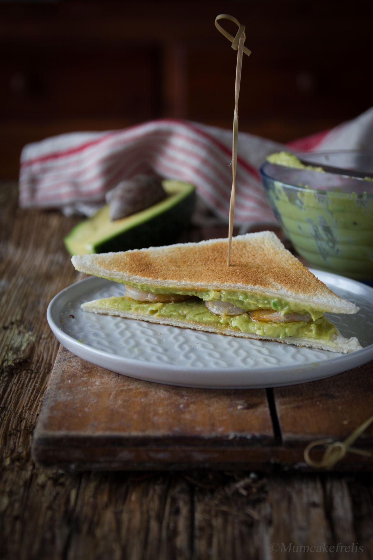 avocado toast dinner