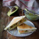 avocado toast semplice
