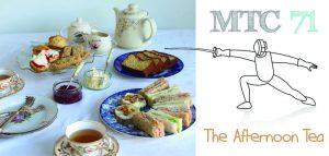 mtchallenge 71 afternoon tea