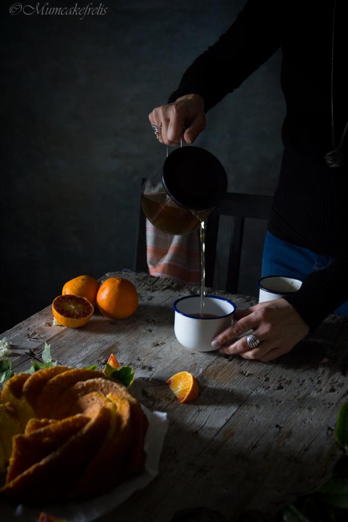 pan d'arancio ingredienti