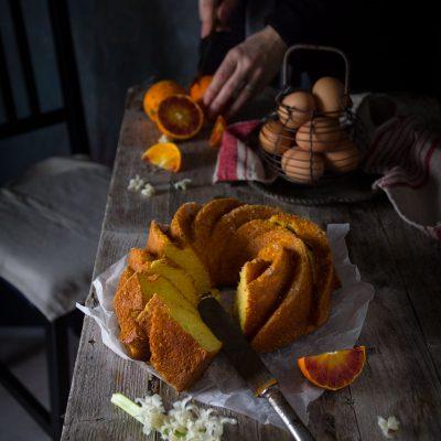 pan d'arancio palermitano