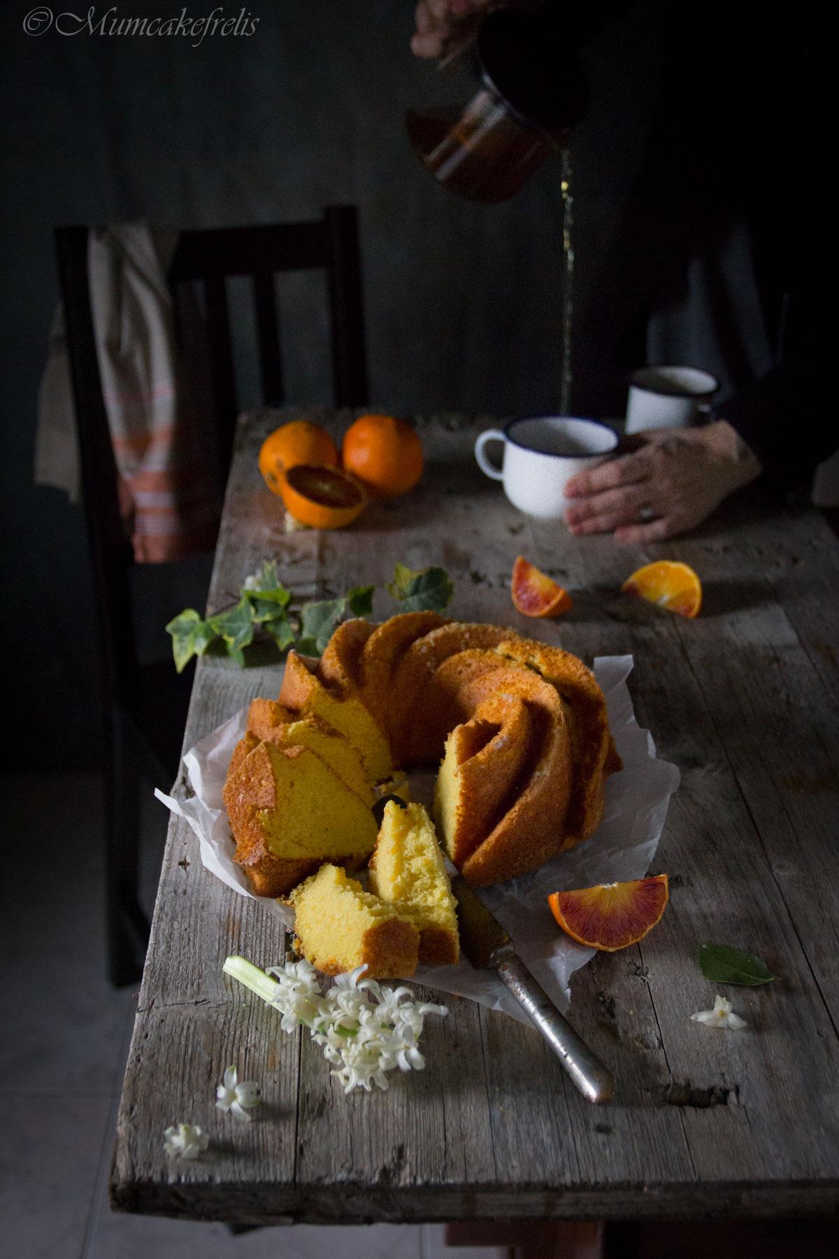 pan d'arancio palermo