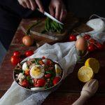 quinoa rossa ricette