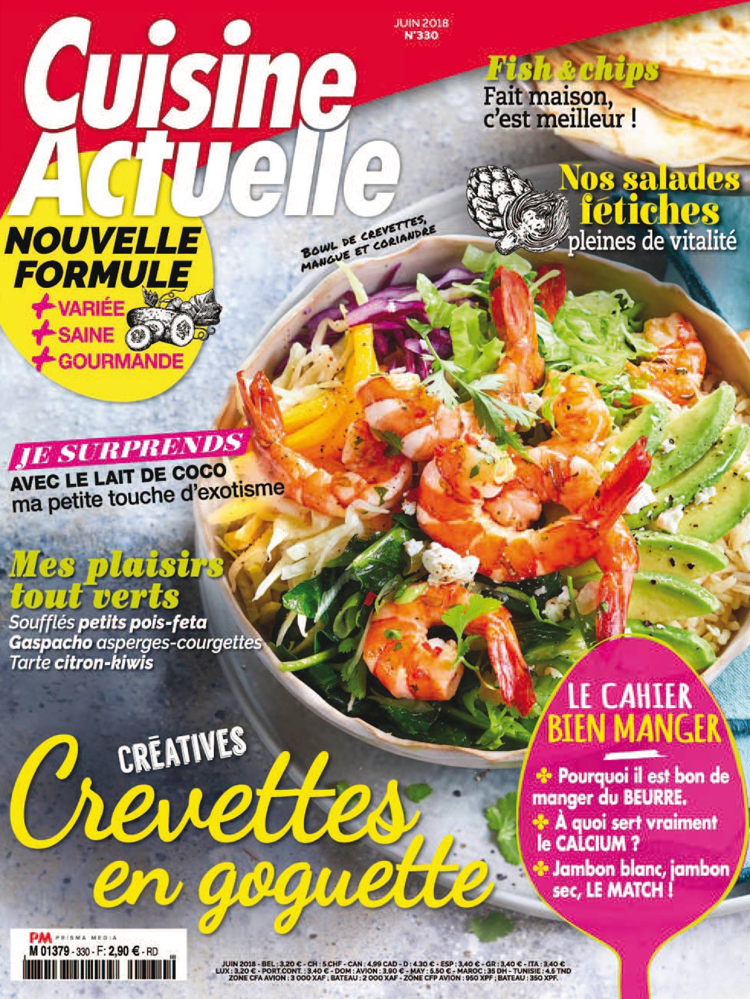 cuisine actuelle rivista