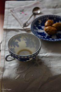 madeleine ricetta al caffè
