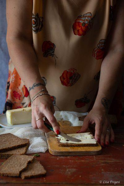 Sandwich al melone e spada affumicato - Fregosi Lisa ...