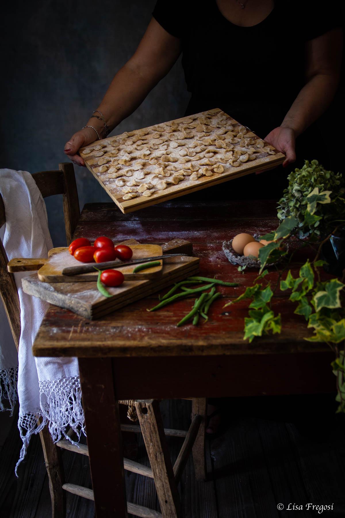 come fare la pasta fresca ligure in casa