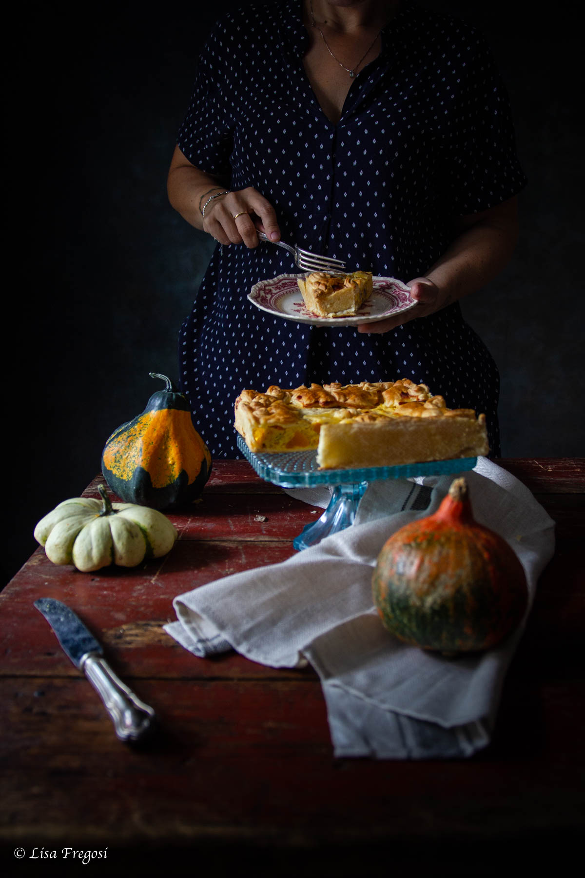 torta di zucca ingredienti