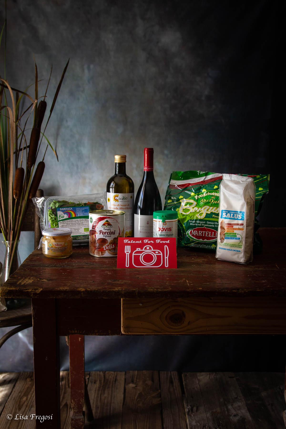 mistery box prodotti selezionati