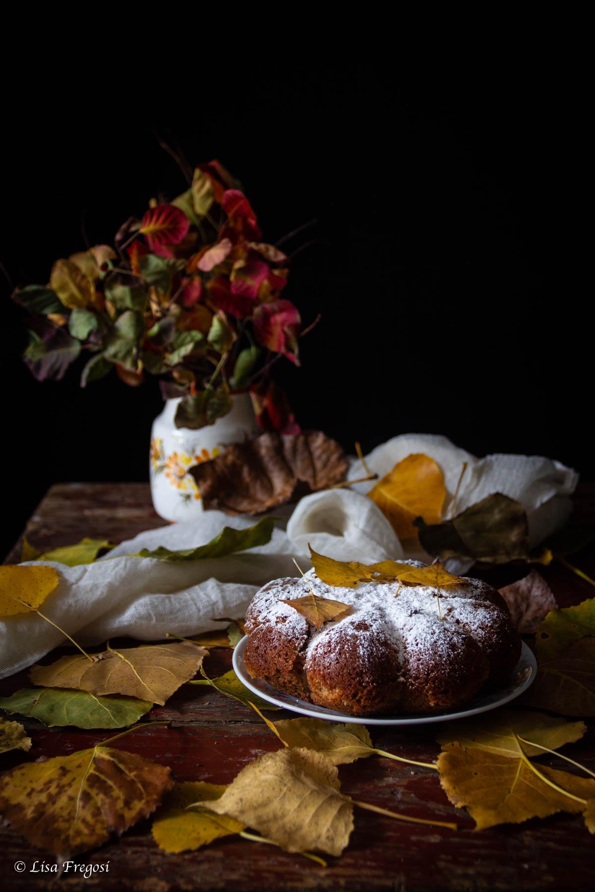 la ricetta della torta soffice con la panna
