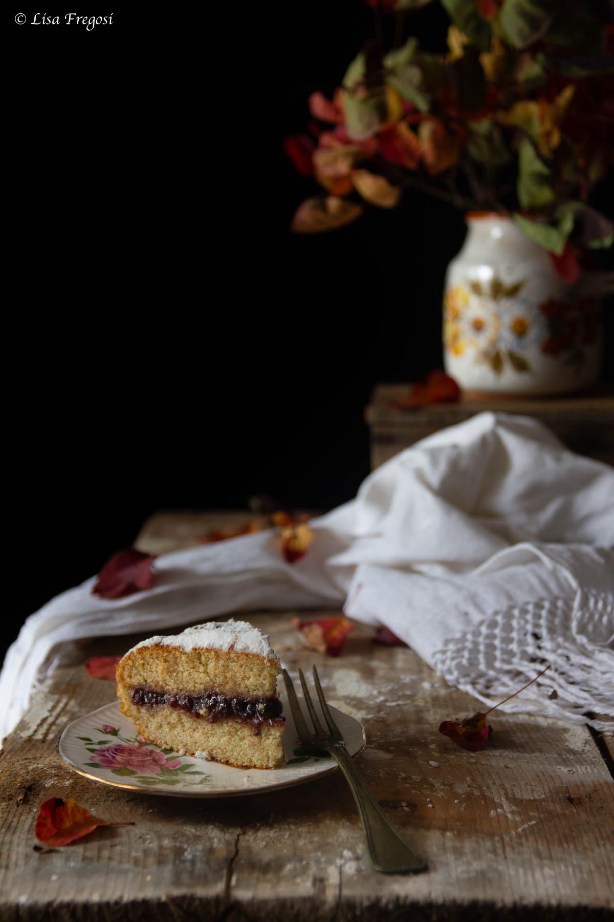 come fare la la torta versata con ripieno che non scende