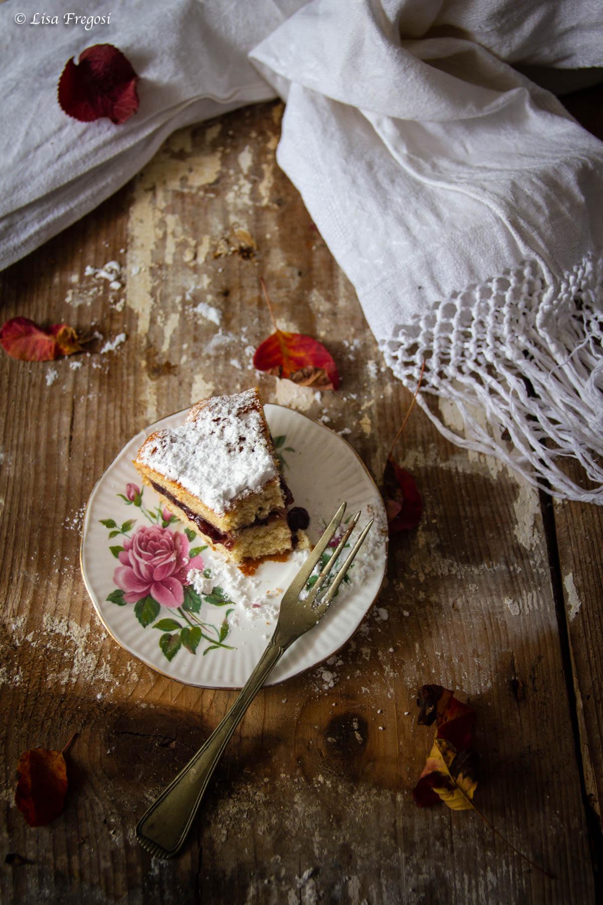 come fare la torta versata con ripieno che non scende