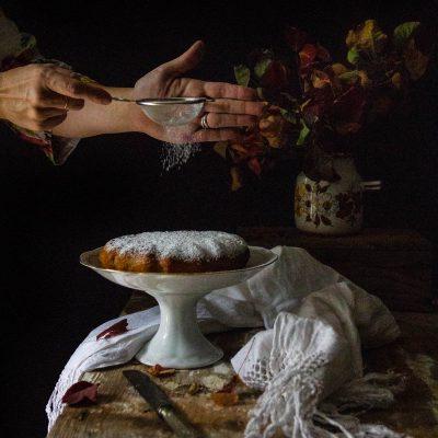 La ricetta della torta versata
