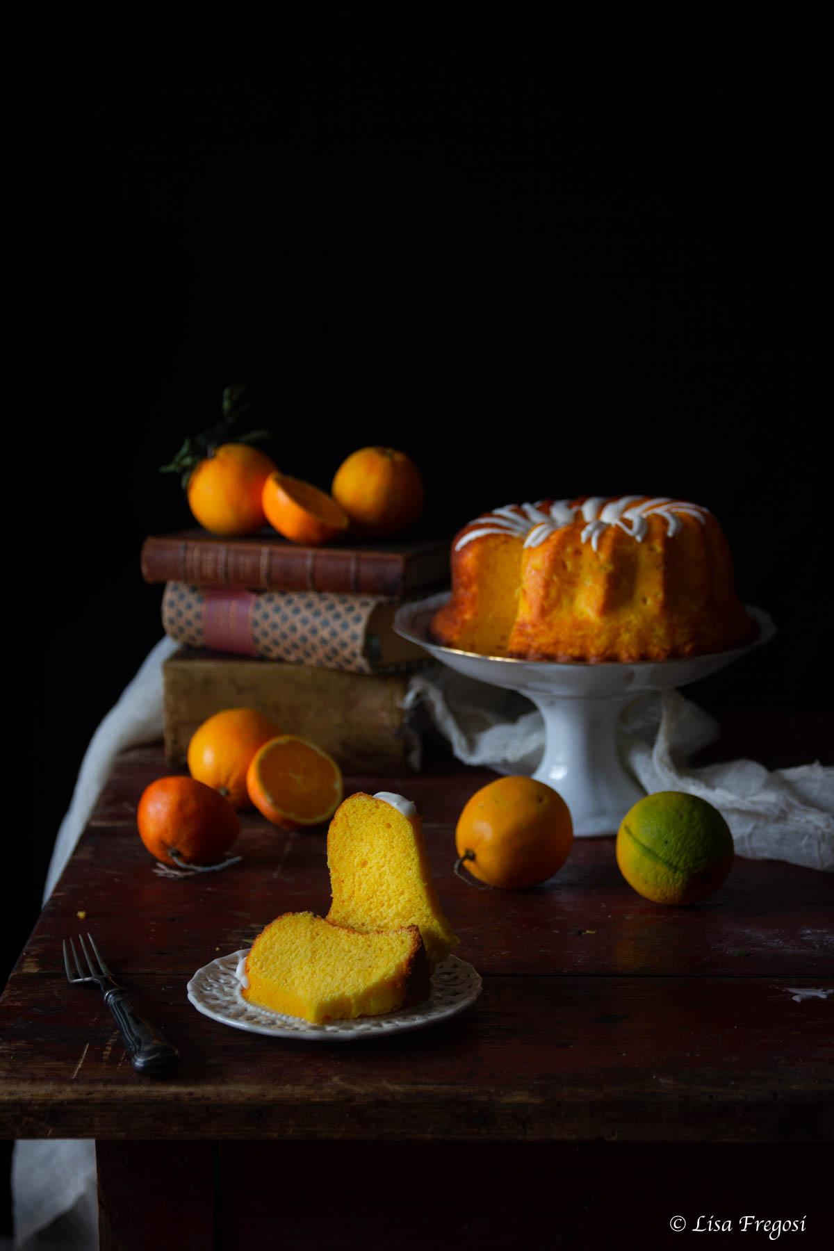 come fare la fluffosa all'arancia