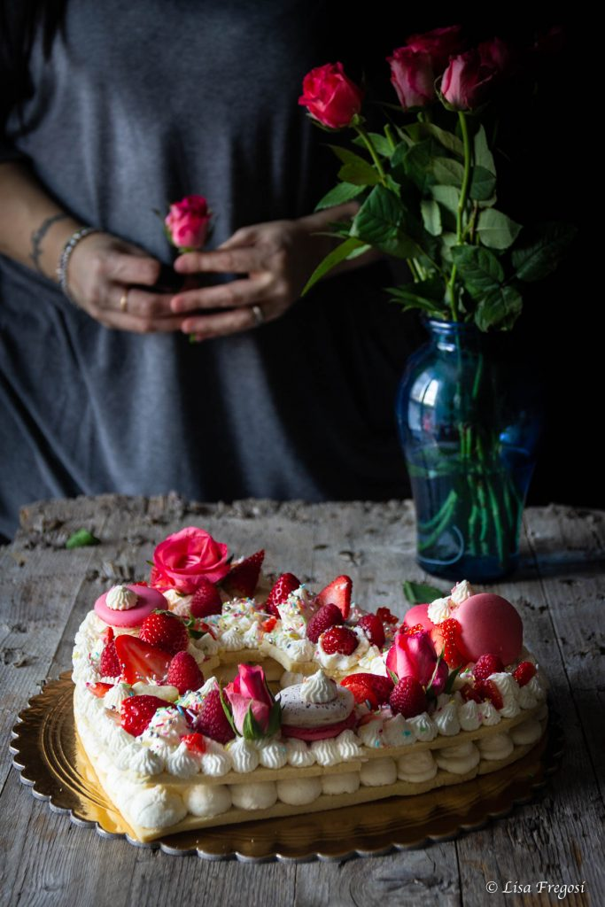cream tart farcitura, cream tart foto
