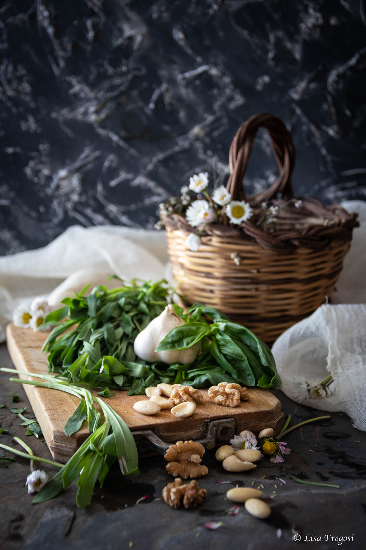 ricetta del pesto senza cottura delle strigoli o stridoli
