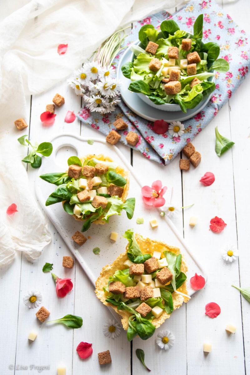 caesar salad homemade, caesar salad ingredienti, caesar salad in italiano