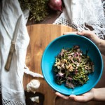 ricetta semplice e veloce: rosole saltate in padella