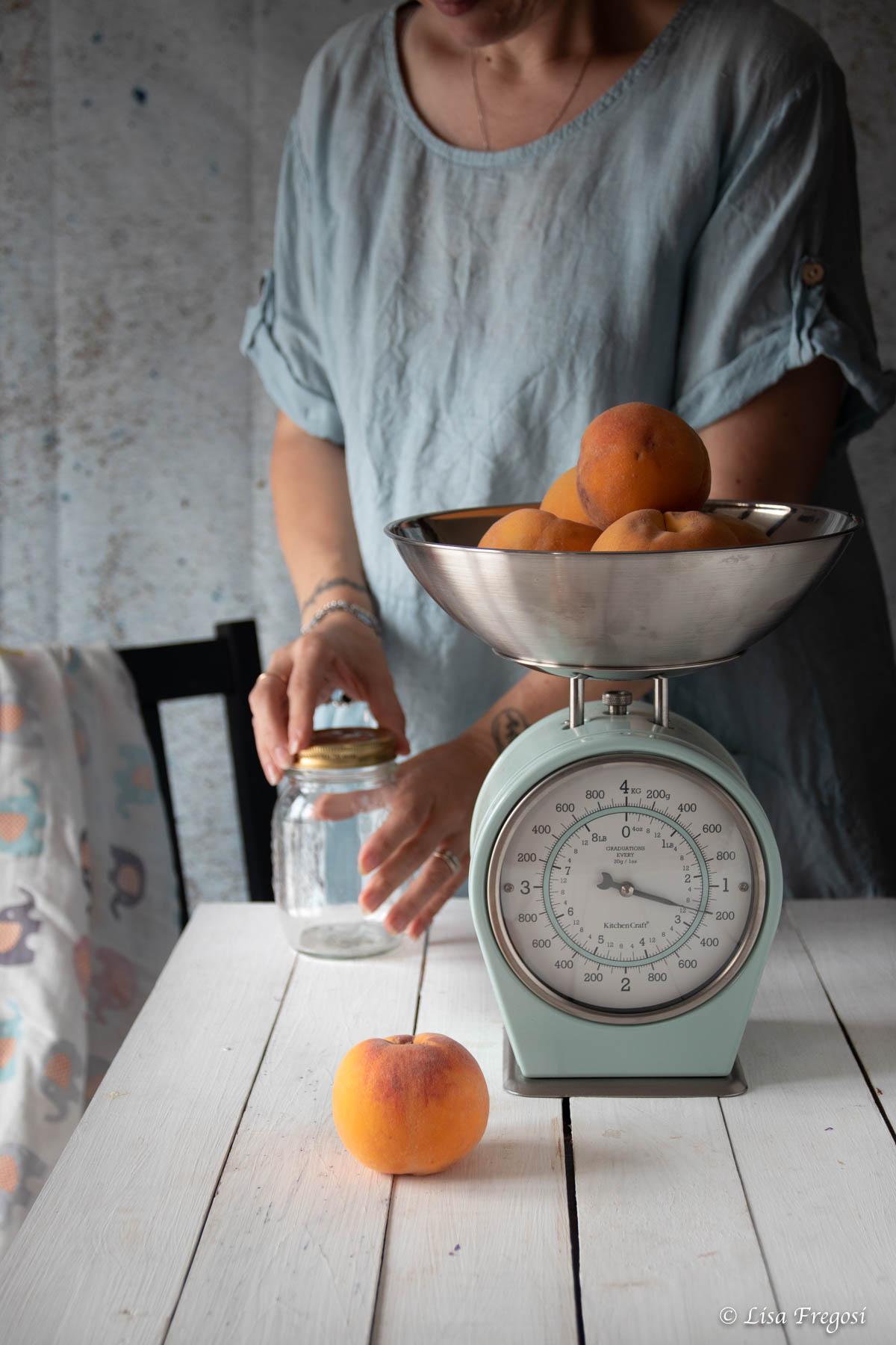 frutta sciroppata quanti minuti di cottura nello sciroppo