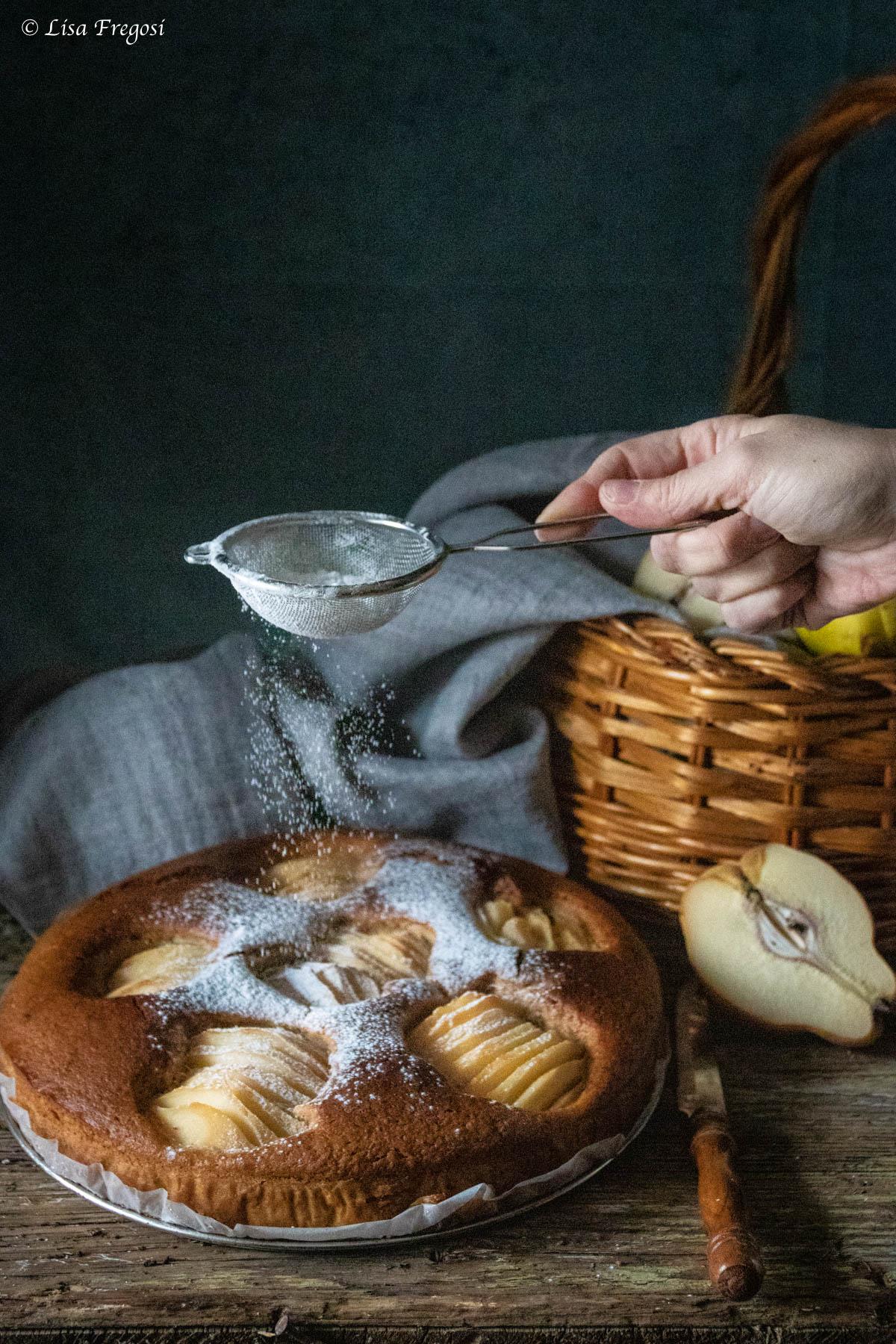 torta con pere cotogne torta di pere cotogne torta di pere cotogne ricetta