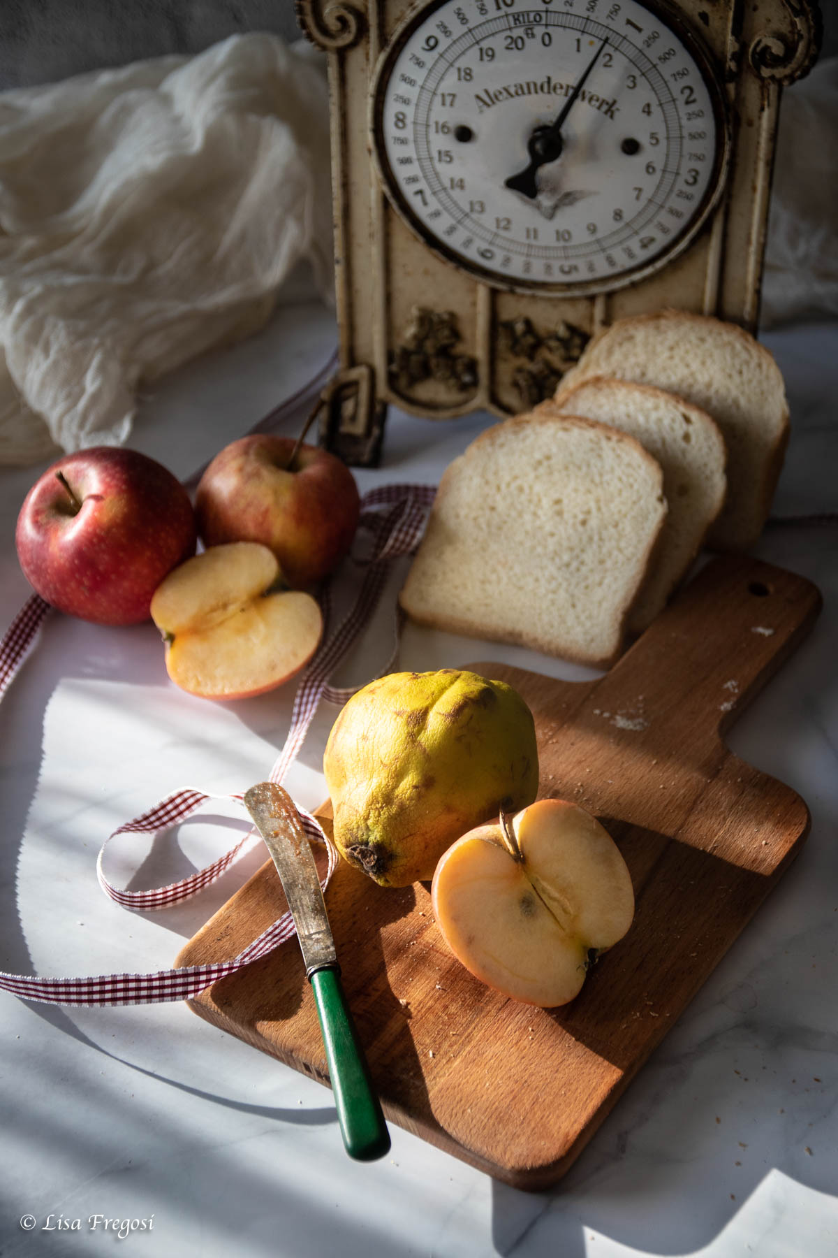 apple butter burro di mele