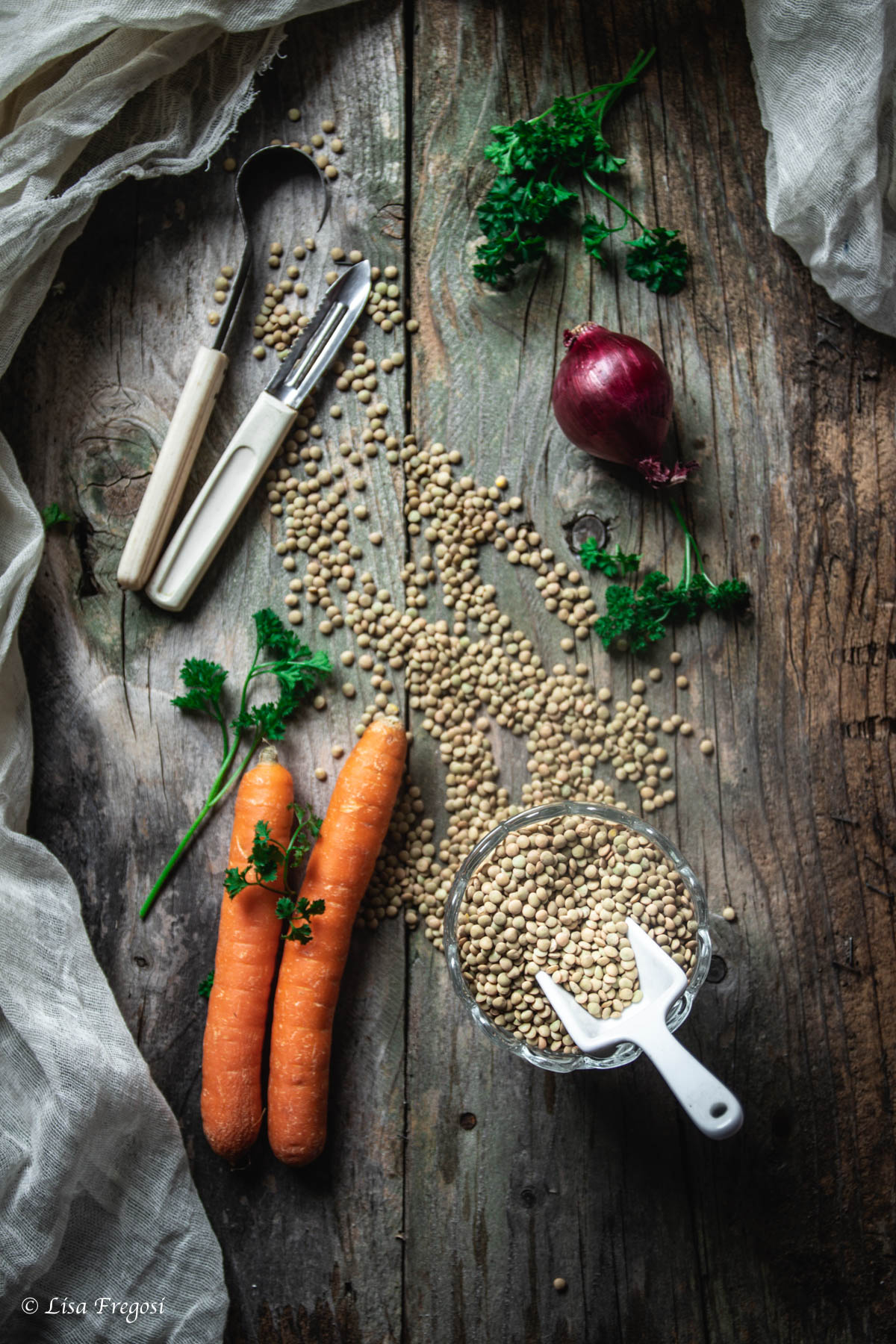 lenticchie proprietà e varietà