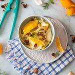 Ricetta Insalata di finocchi e arance