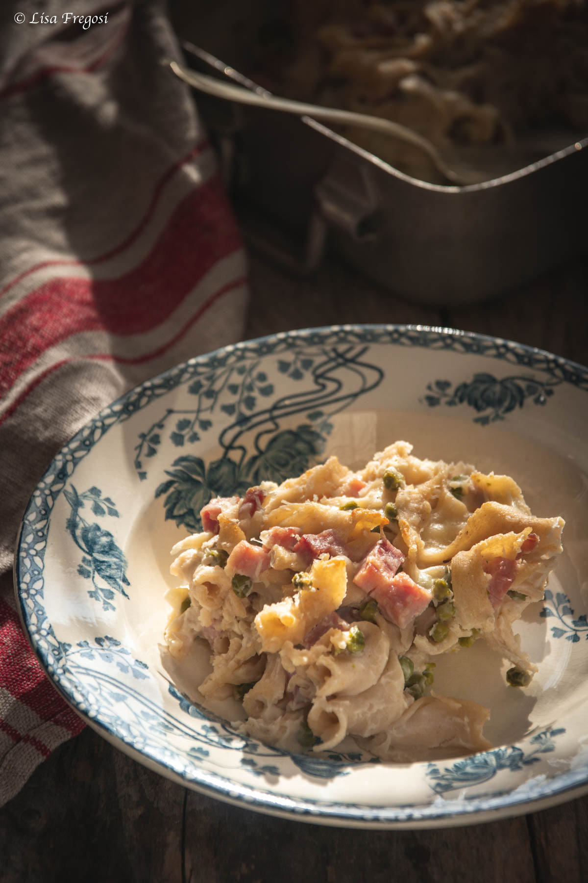 pasta pasticciata forno besciamella