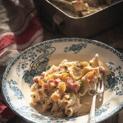 pasta pasticciata forno
