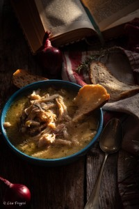 sopa de tripe