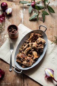 La ricetta del coniglio alla ligure, ricetta tradizionale