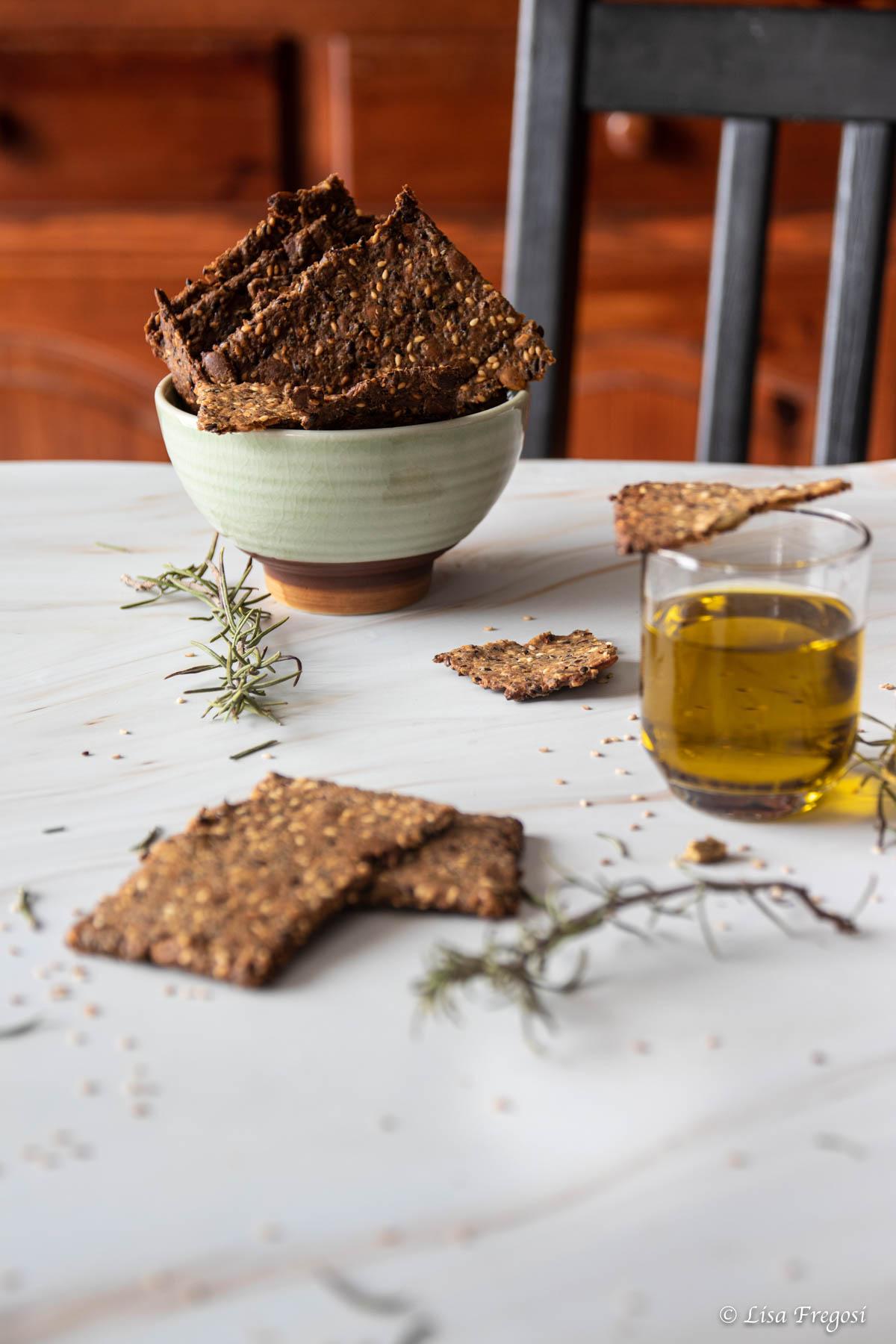 cracker ai semi misti e abbinamenti