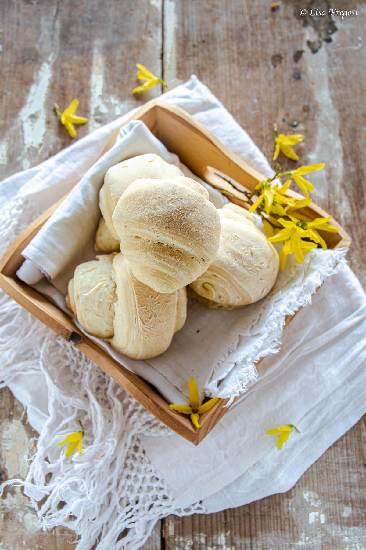 pane senza impasto ricetta veloce dei panini