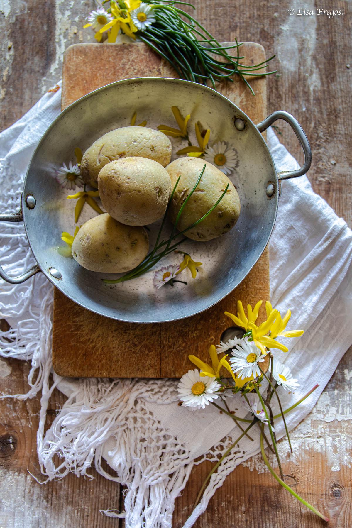quali patate per i rosti di patate