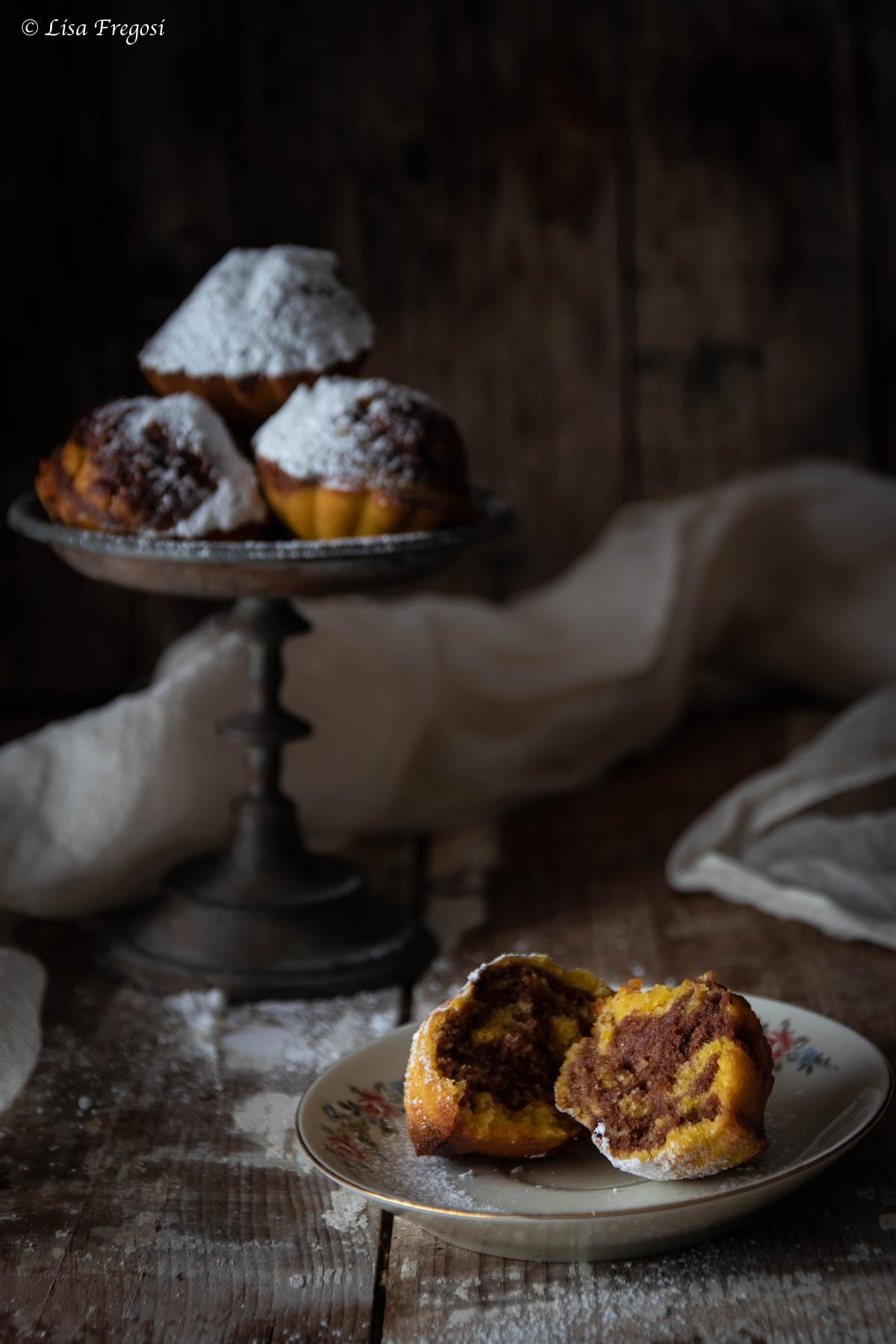 tortine zabrate cacao clementine