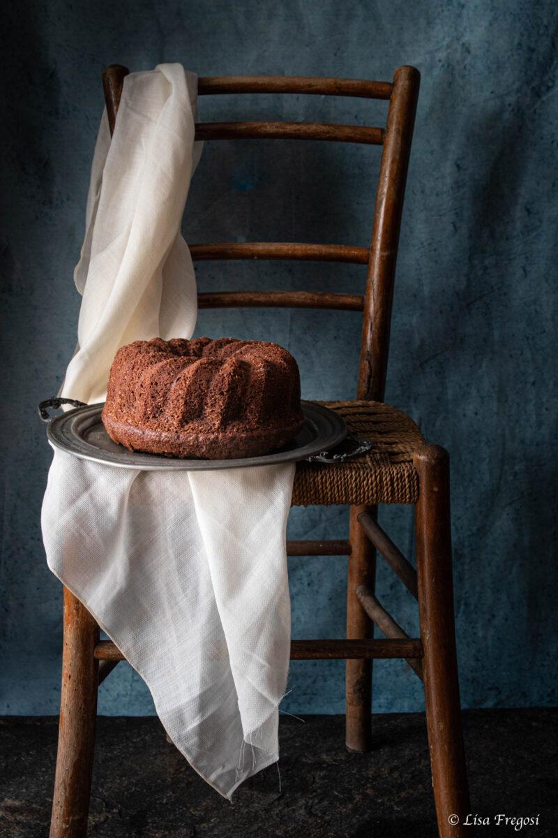 bundtcake cacao cocco rum