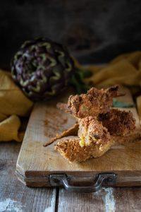 Come fare i carciofi fritti croccanti