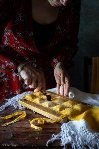 come fare i ravioli in casa
